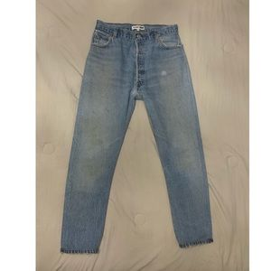 RE/DONE jeans size 27